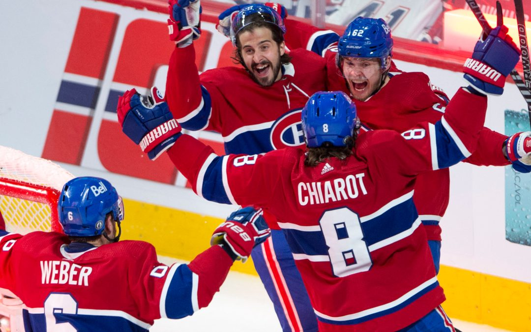 Montreal Canadiens Rally Behind Anderson, Stay Alive for Game 5