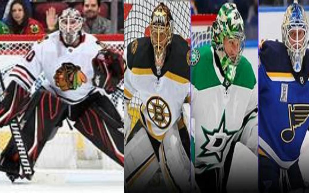 Ranking the Central's 8 Goalie Tandems.