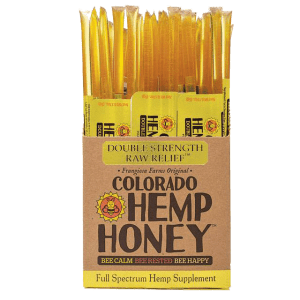 Colorado Hemp Honey Sticks (30mg)