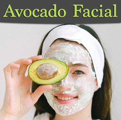 Best St Peters Avocado Facials