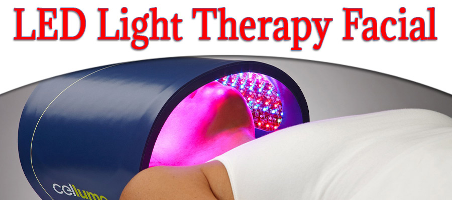 Best St Peters LED Light Therapy Facials