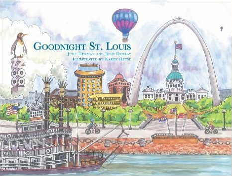 Goodnight St. Louis, a Book by St. Louis Moms