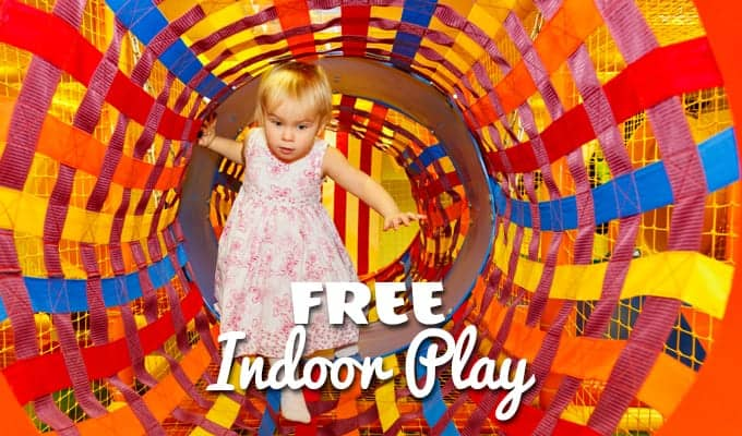 Indoor Places to Play for Free