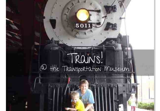 Gateway to Fun: Transportation Museum in St. Louis County