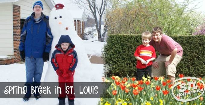 15 Spring Break Ideas for Kids in St. Louis