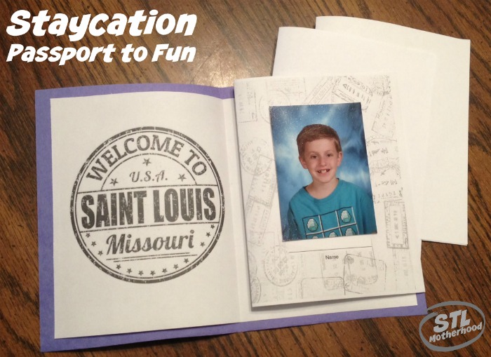 St. Louis Staycation passport to fun