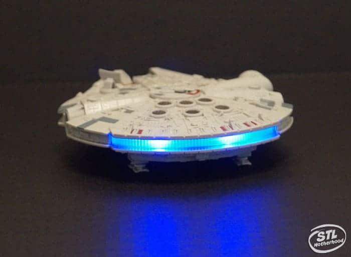 model star wars ships