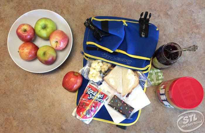 lunch box packing tips