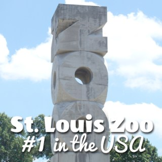 St. Louis Zoo Voted #1 Free Attraction in America