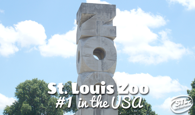 St. Louis Zoo ranked #1
