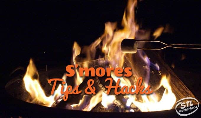 Tips and Hacks for perfect s'mores