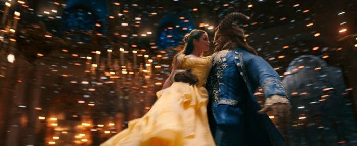Beauty and the Beast music