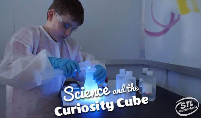 Curiosity Cube Tours St. Louis