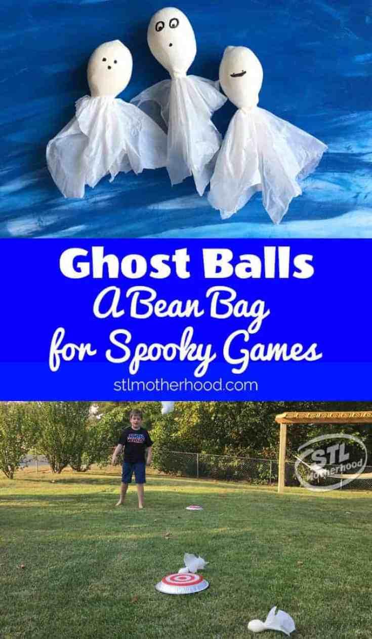 A Bean Bag for Spooky Games