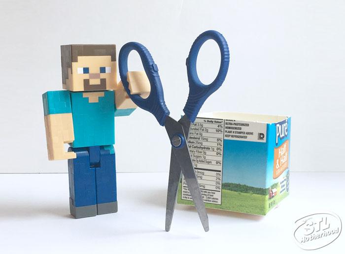 Minecraft real grass blocks craft