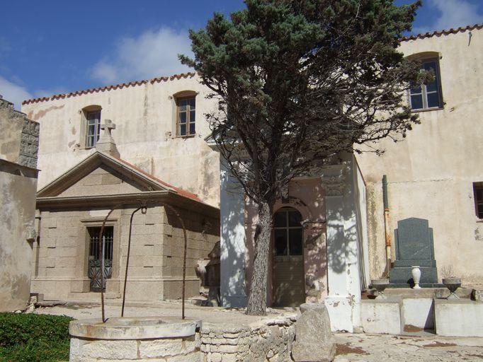 Puit cimetière Marin