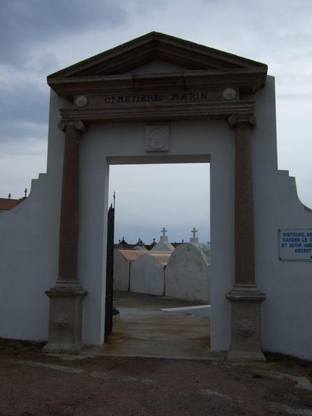 Portail Cimetière Marne