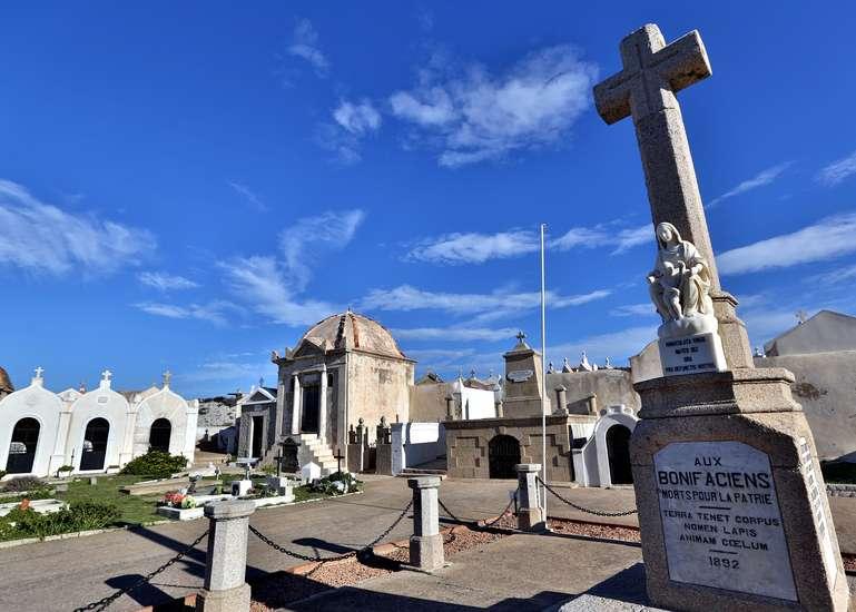 Cimetière Marin Bonifacio