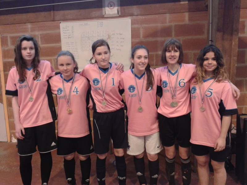 Futsal janvier 2016