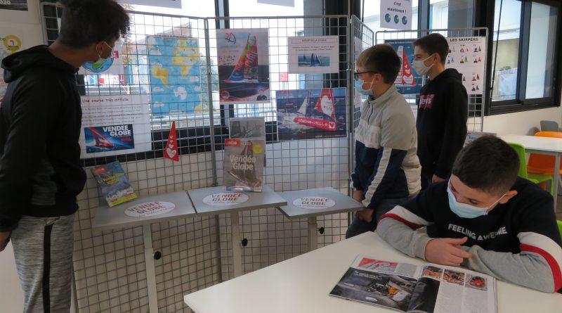 Projet Vendée Globe pour les 6e