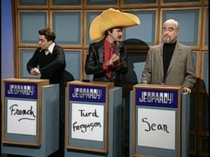 SNL Jeopardy