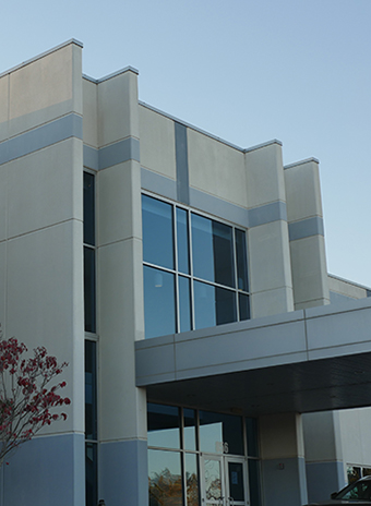 Arch Advance Pain Management front of building