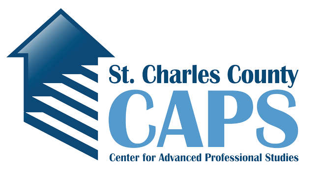 St. Charles County Caps Logo