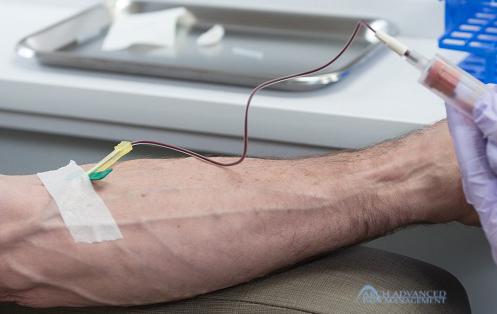 PRP Injection Arch Advanced Pain Management