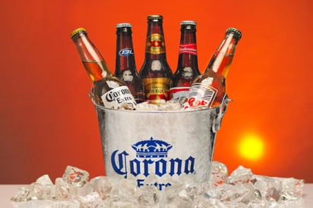 St Louis Food Photographers just love an ice cold frosty selection of beer