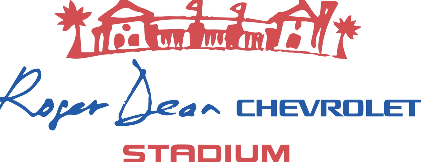 Roger Dean Chevy logo NEW