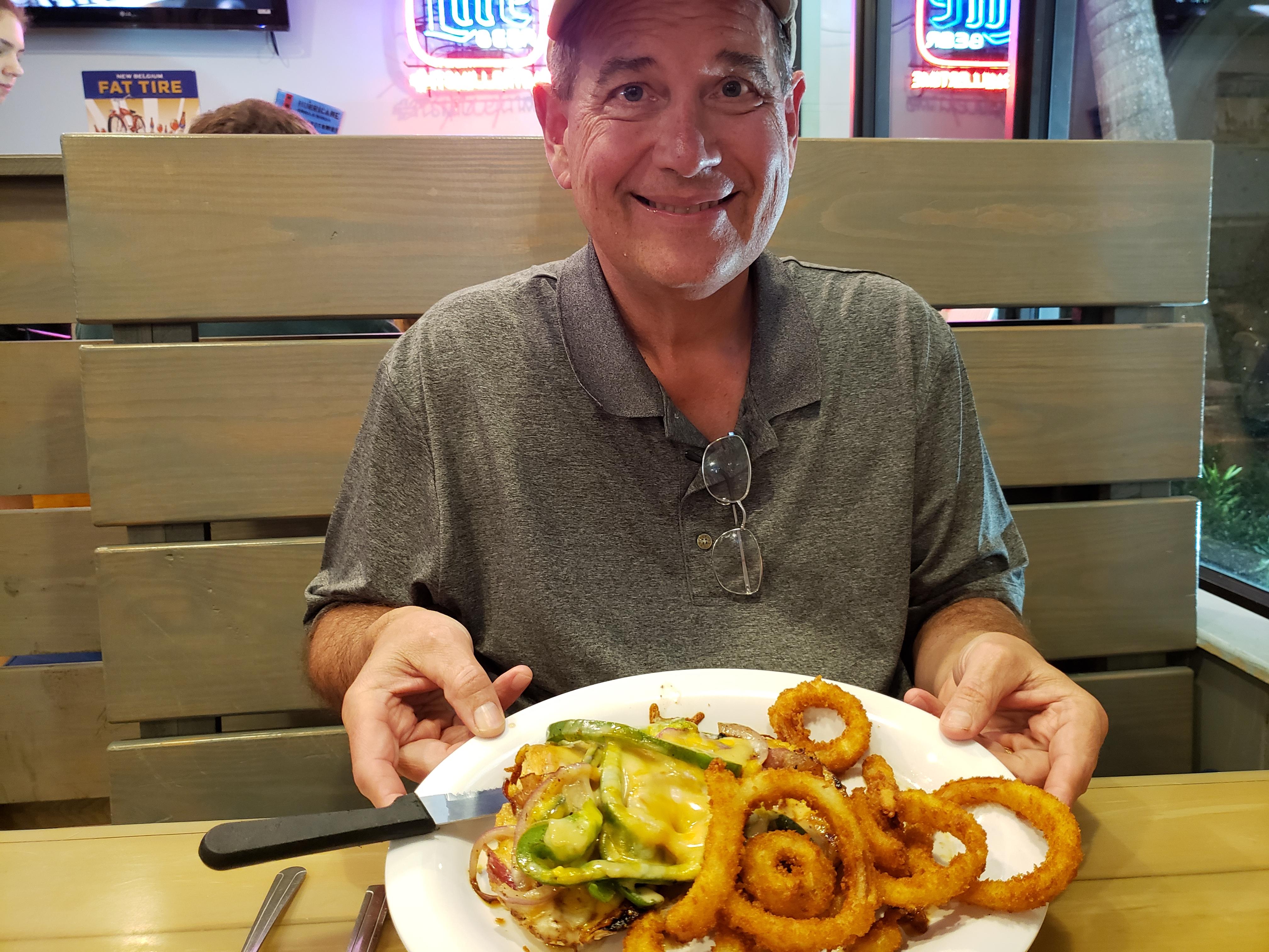 Rob with hurricane food.jpg