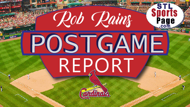 914adfa0 Wednesday's Game Report: Dodgers 2, Cardinals 1 - STLSportsPage.com