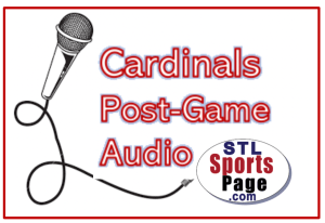 Cardinals Post-Game Audio