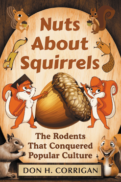 Nuts About Squirrels book