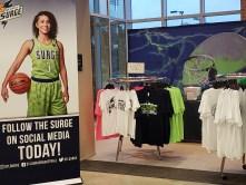 Surge clothes shop