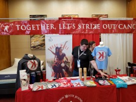 Motte booth