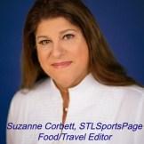 Suzanne Corbett STLSportsPage food editor headshot