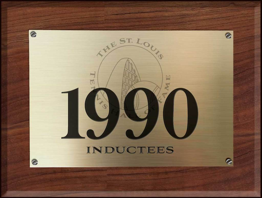 The first class of inductees was inducted in 1990.