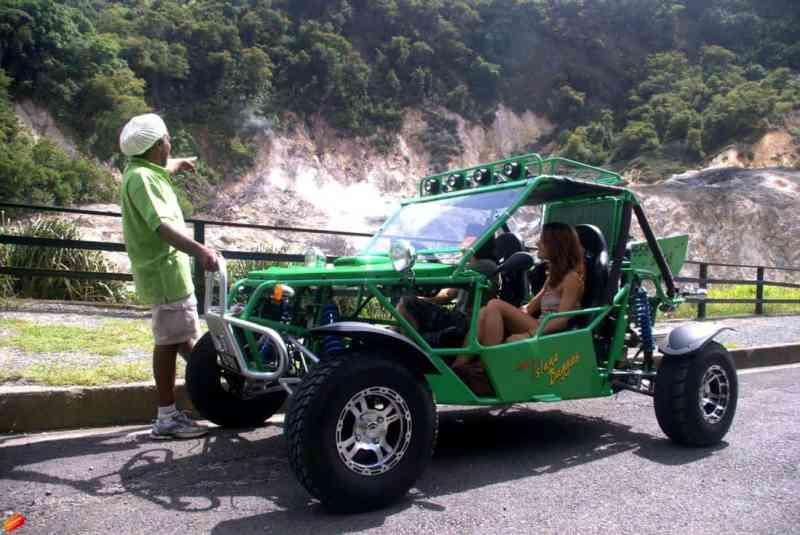 St Lucia Dune Buggy Excursion