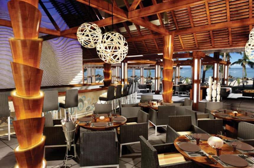 Sugar Beach All Inclusive Restaurant