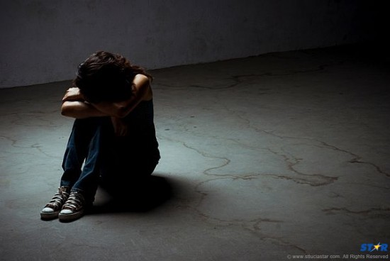 A 2012 study shows that depression in teens is ten times higher in the Caribbean than in the UK.