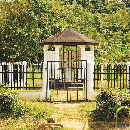 """What the current Prime Minister referred to this week as a """"kiosk"""" is actually a monument to deceased Julius and Randy Joseph,  and over sixty other dissenting unarmed citizens, shot by the police department's Special Services Unit at Grande Riviere, in Dennery."""