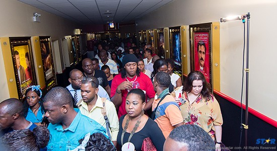The docu-drama 21 Days had its cinematic premier in Saint Lucia last week  with sold out showings at Caribbean Cinemas.