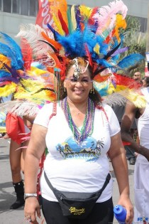 1984 carnival queen Erene Charlemagne.