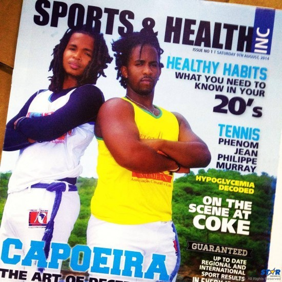 Sports & Health Inc - Available ONLY in THE STAR NEWSPAPER