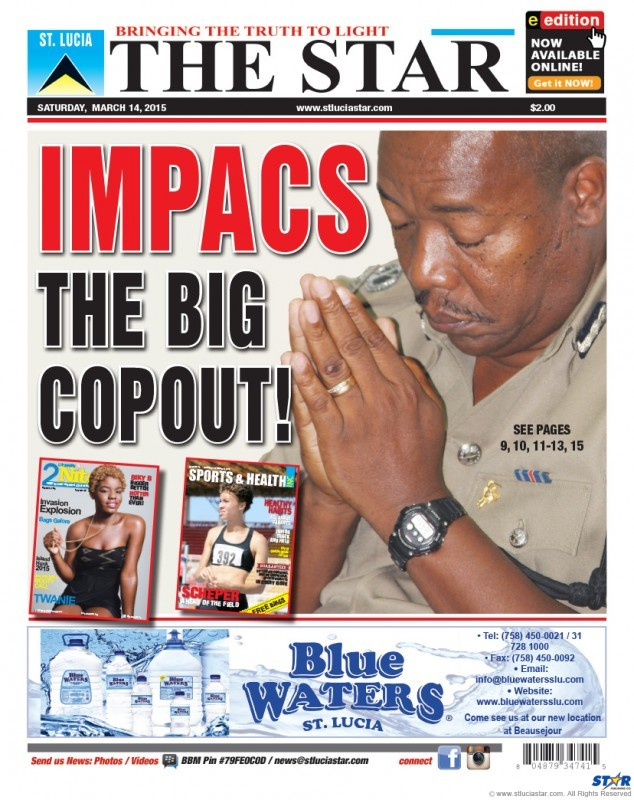 Star Newspaper 14th March 2015