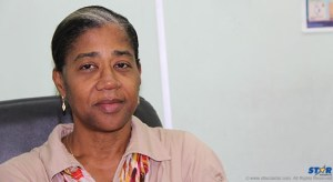 Mary Isaac has stepped down as head of the CSA.