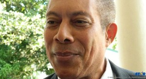 Justice Minister Philip LaCorbiniere: What does he have to be smiling about?