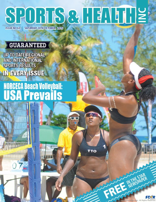 Sports & Health Inc. - Issue 63