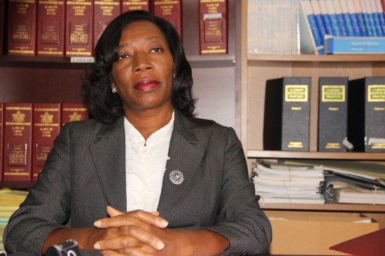 DPP Victoria Charles-Clarke: Is she being made the justice department's scapegoat?